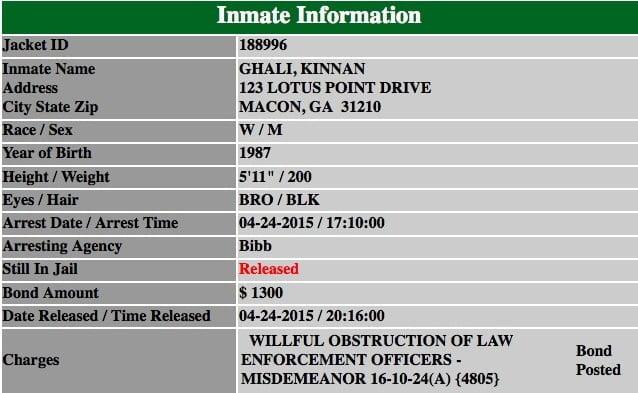 kinnan released