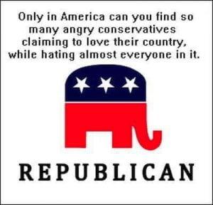GOP Hate