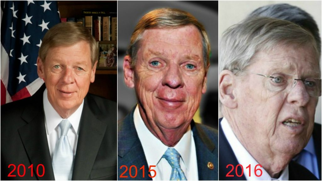 Isakson timeline dates